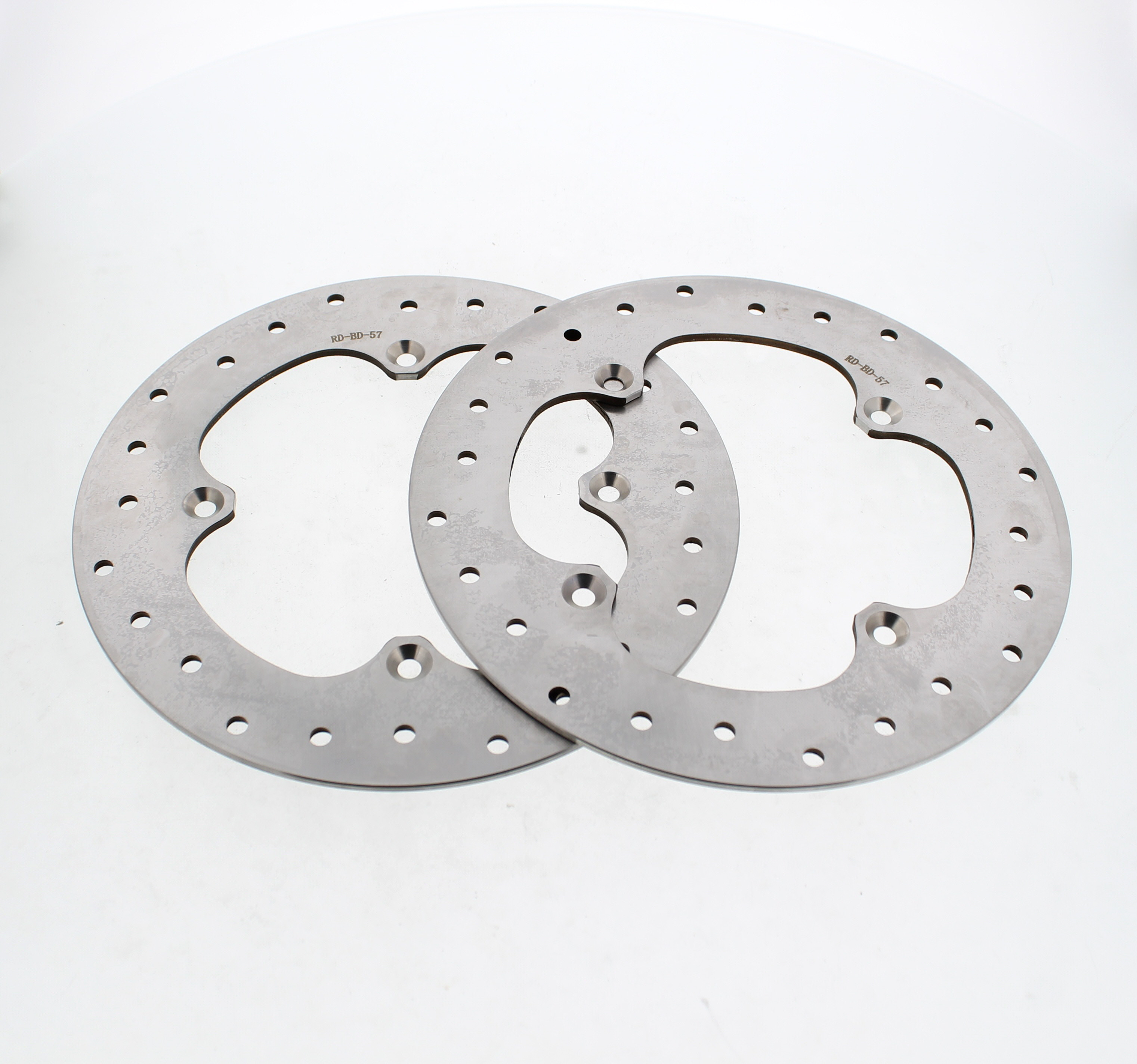 2017 fits Can-Am Maverick X3 Turbo Front RipTide Brake Rotor Discs Both Sides
