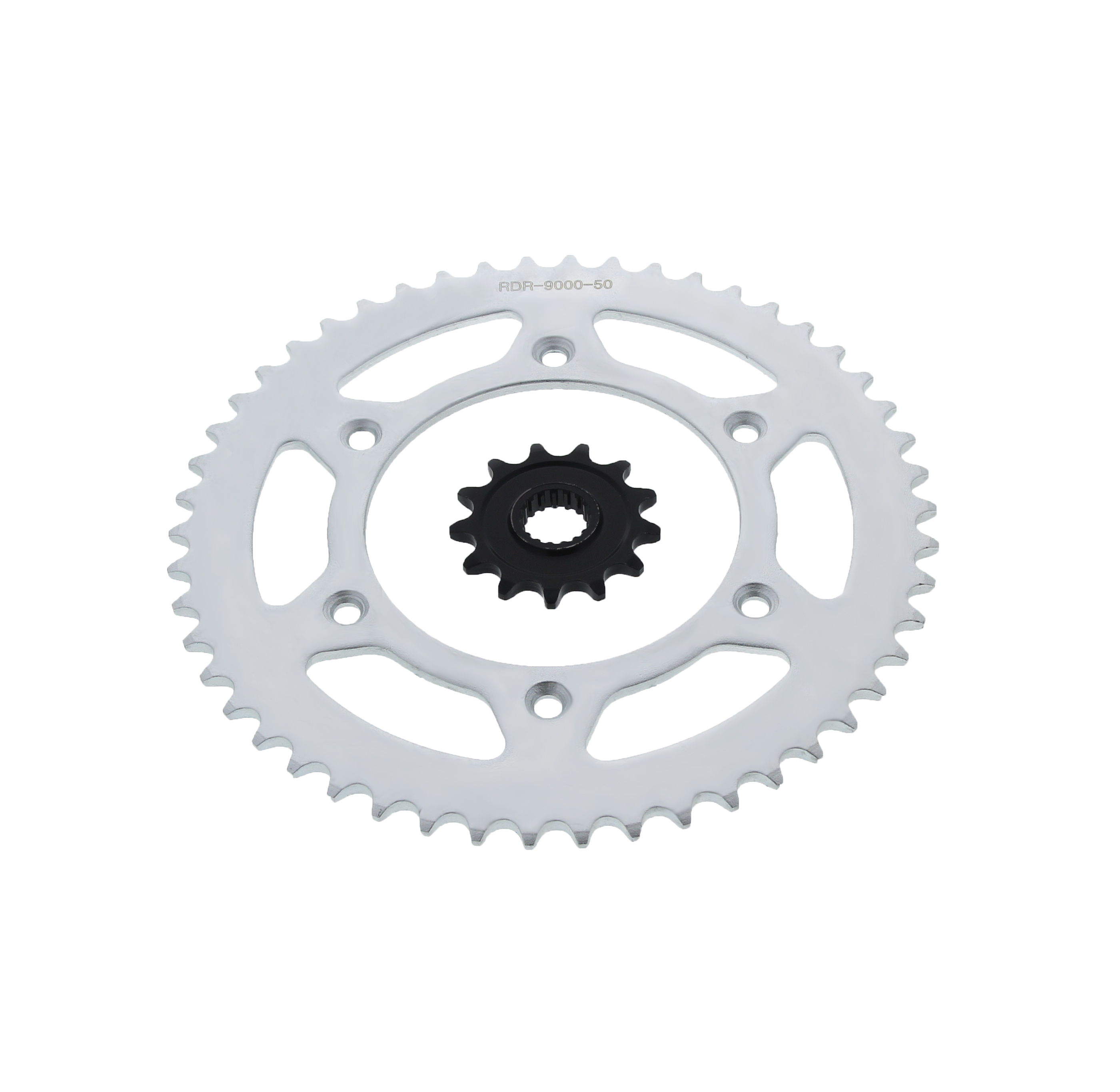 1999-2004 Honda TRX400EX 400EX 13 Tooth Front /& 38 Tooth Rear Silver Sprocket