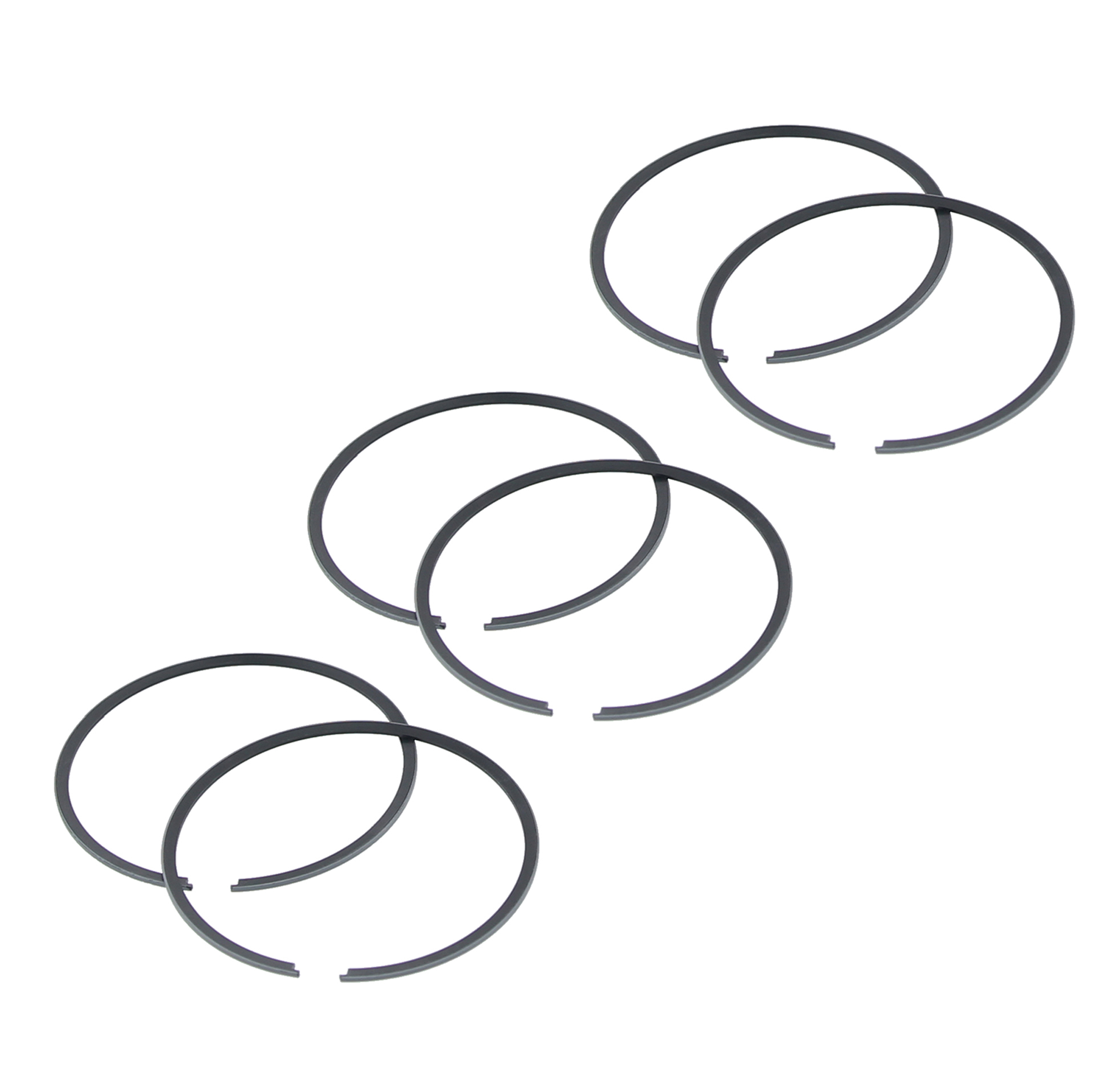Piston Rings fit Yamaha VMAX 700 VX700 1997-2001 x3 by Race-Driven