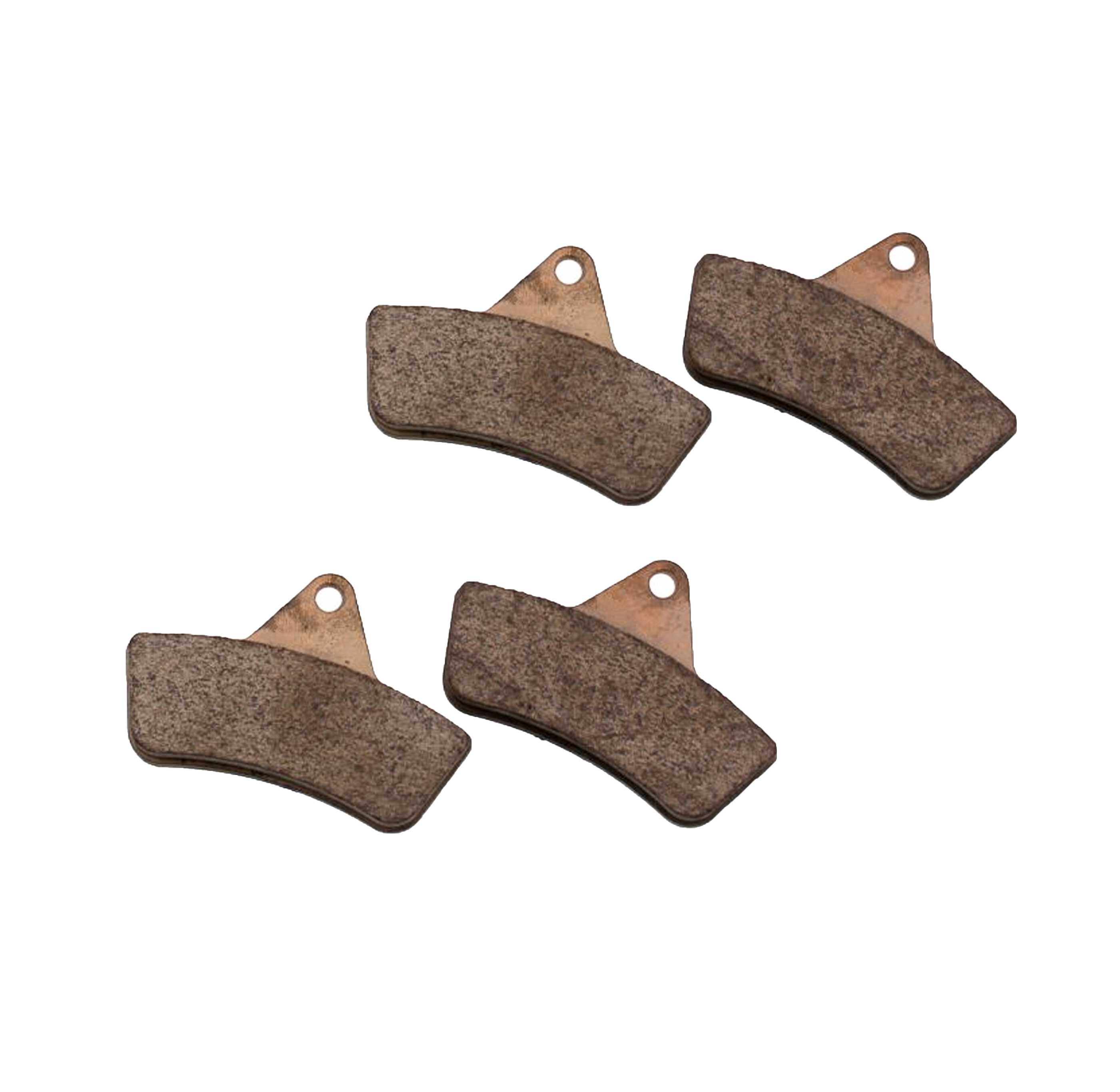4X4 2001-2004 Front Rear Brake Pads For Arctic Cat 250 Utility 2X4 1999-2004