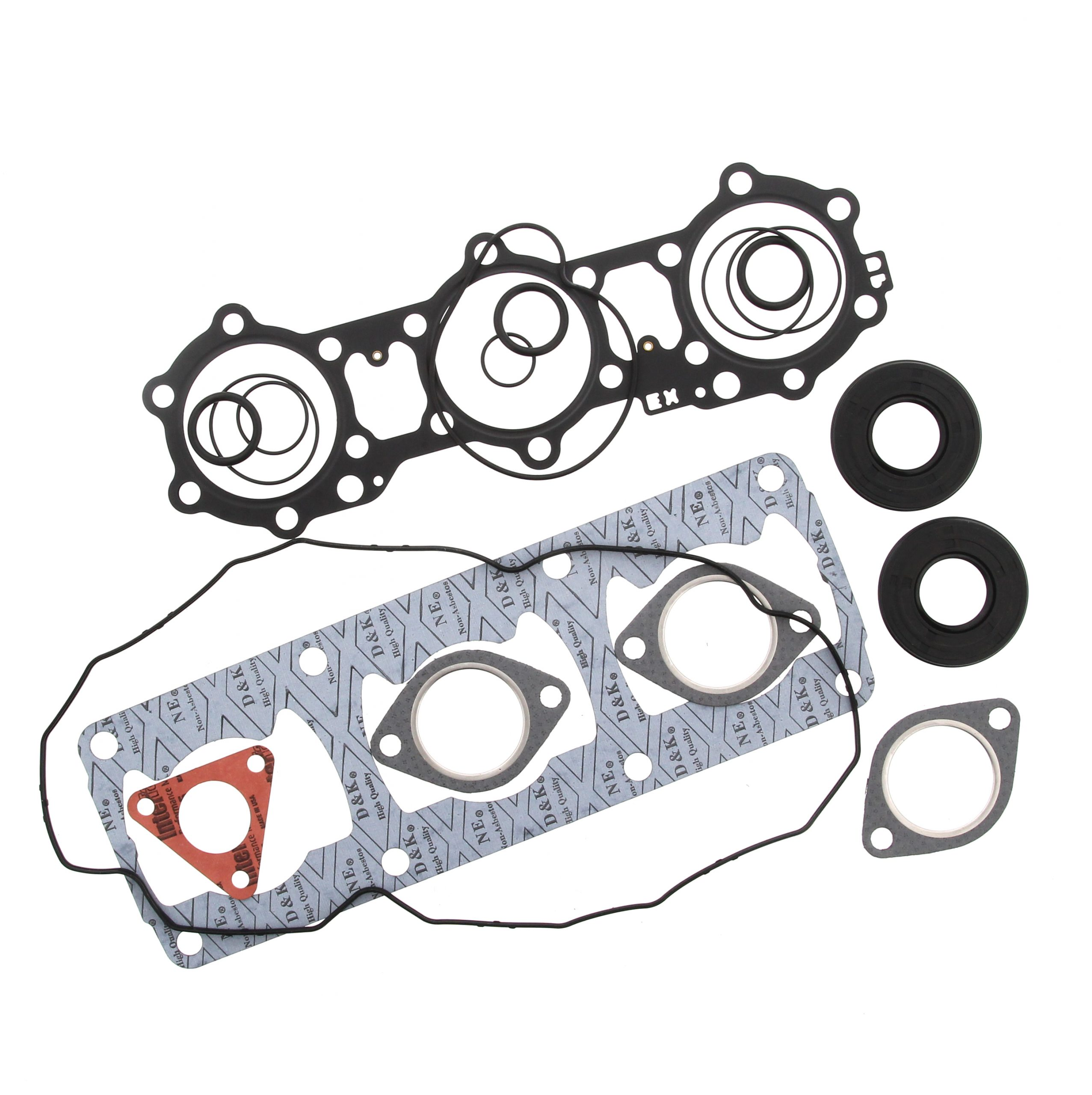 Complete Gasket Kit fits Polaris XC 600 LC//2 1998-2000 by Race-Driven
